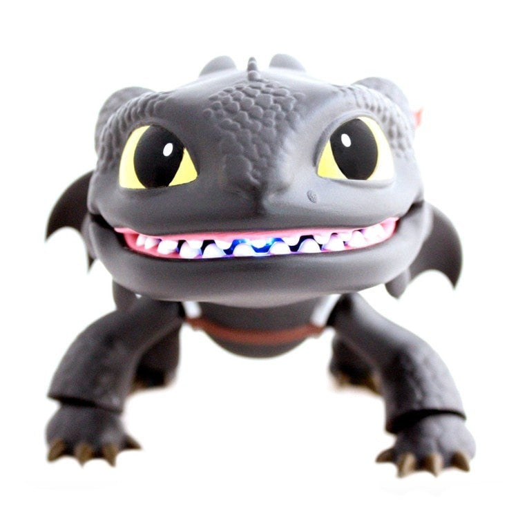 Toothless - How To Train Your Dragon - Action Vinyl Dragon