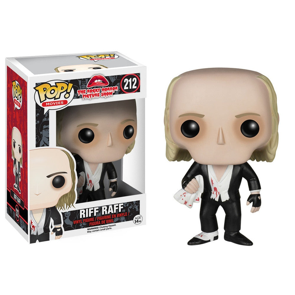 Riff Raff - The Rocky Horror Picture Show - POP! Movies
