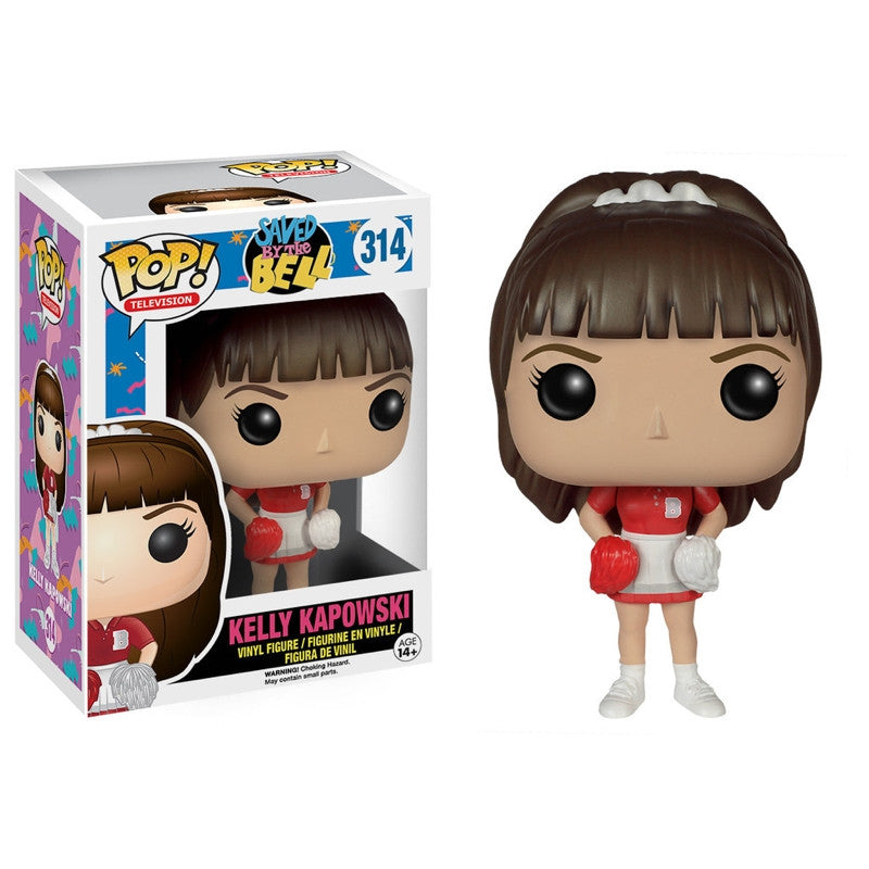 Kelly Kapowski - Saved by the Bell - POP! TV