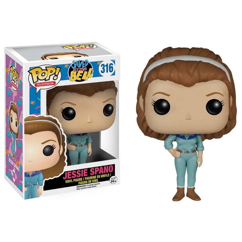Jessie Spano - Saved by the Bell - POP! TV