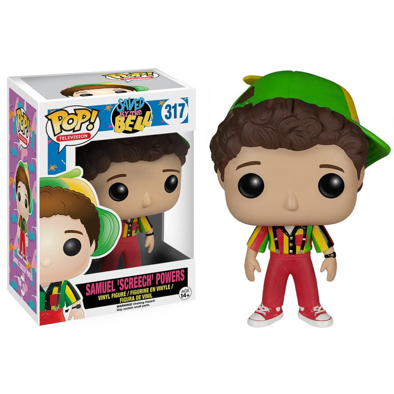 Screech - Saved by the Bell - POP! TV