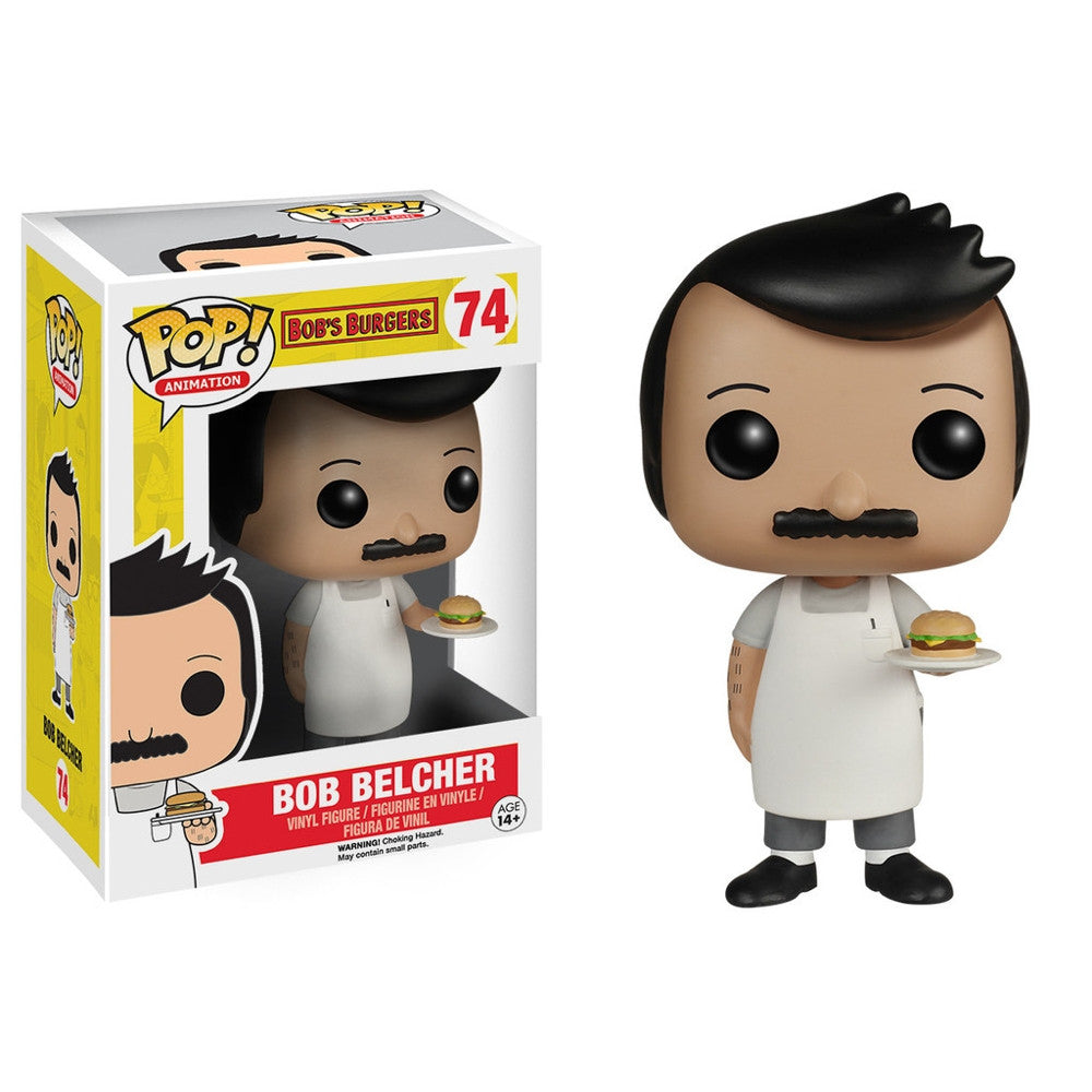 Bob Belcher - Bob's Burgers - POP! Animation