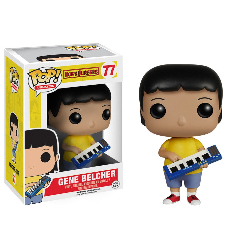 Gene Belcher - Bob's Burgers - POP! Animation