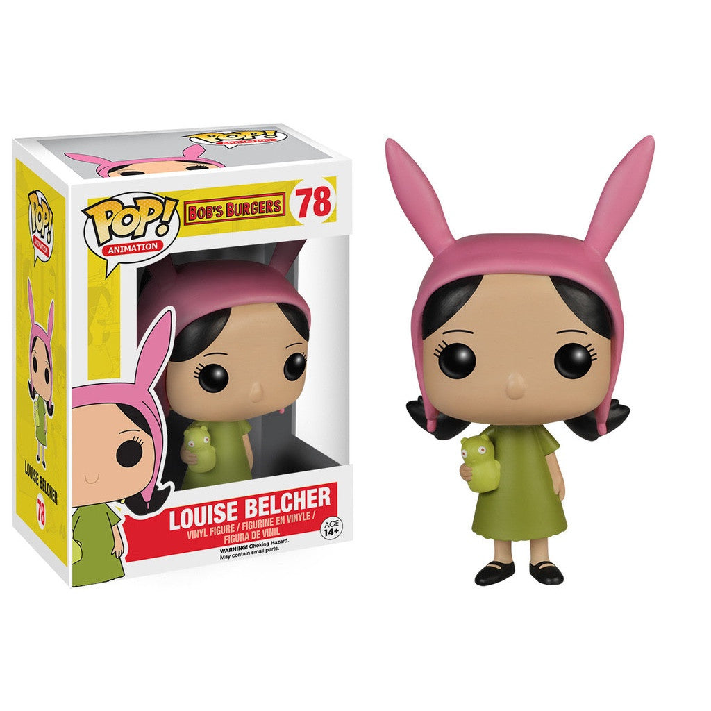 Louise Belcher - Bob's Burgers - POP! Animation