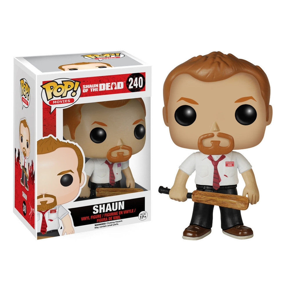 Shaun - Shaun of the Dead - POP! Movies