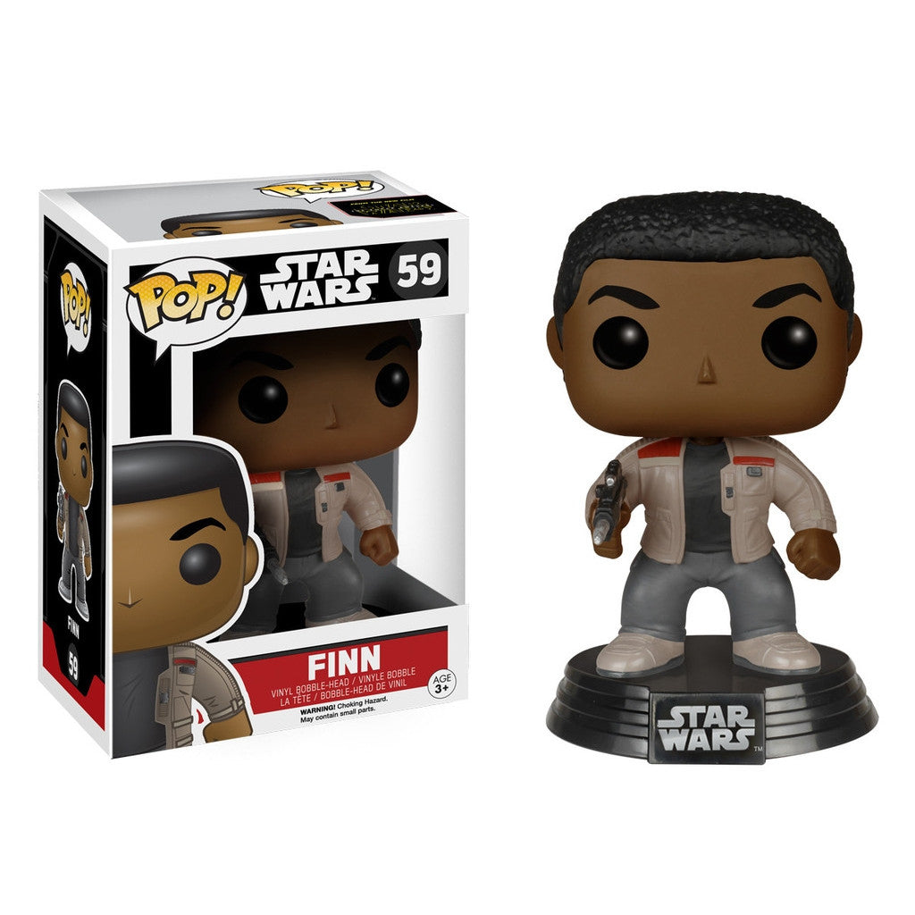 Finn - POP! Star Wars Episode 7 - Bobble