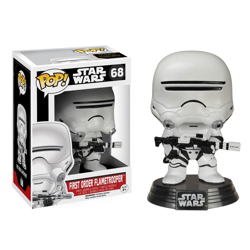 First Order Flametrooper - Star Wars POP!