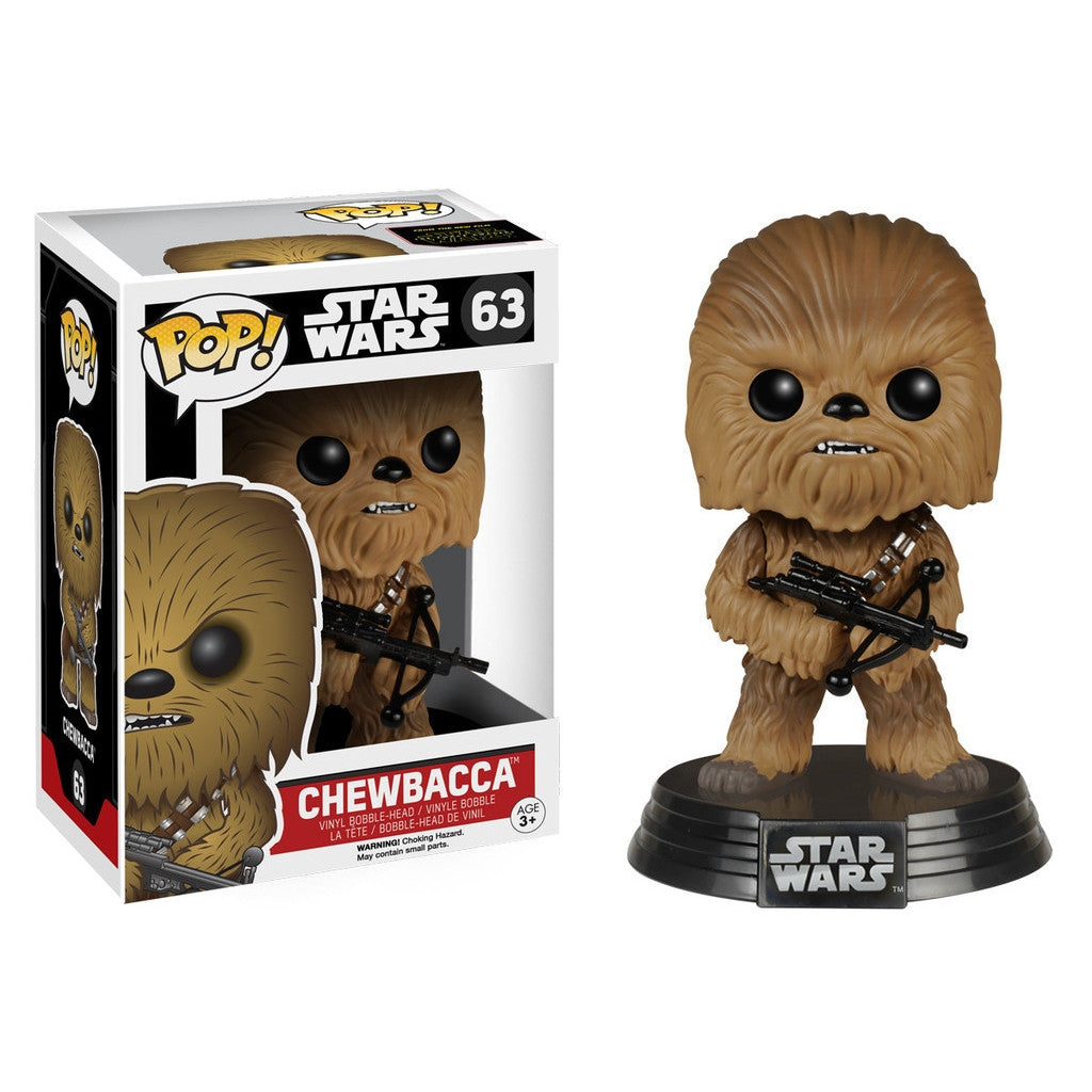 Chewbacca - POP! Star Wars Episode 7 - Bobble