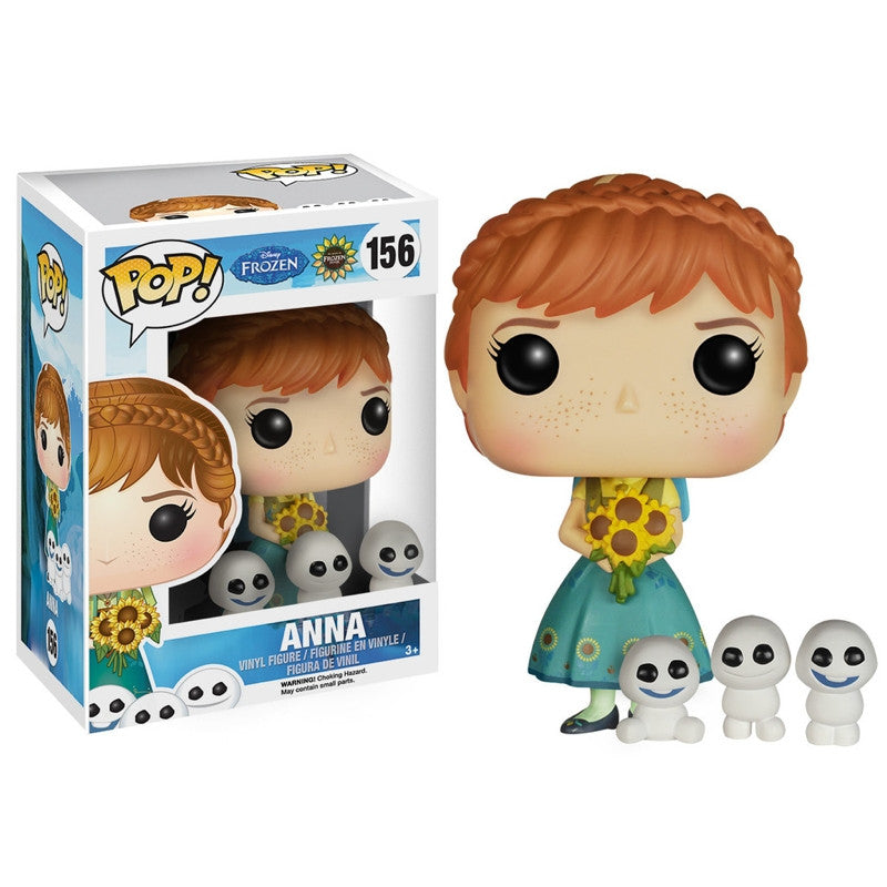 Anna - Frozen Fever - POP! Disney