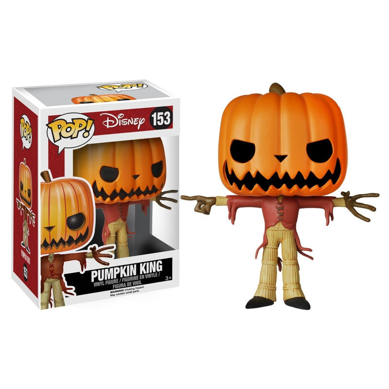 Pumpkin King - The Nightmare Before Christmas - POP! Disney