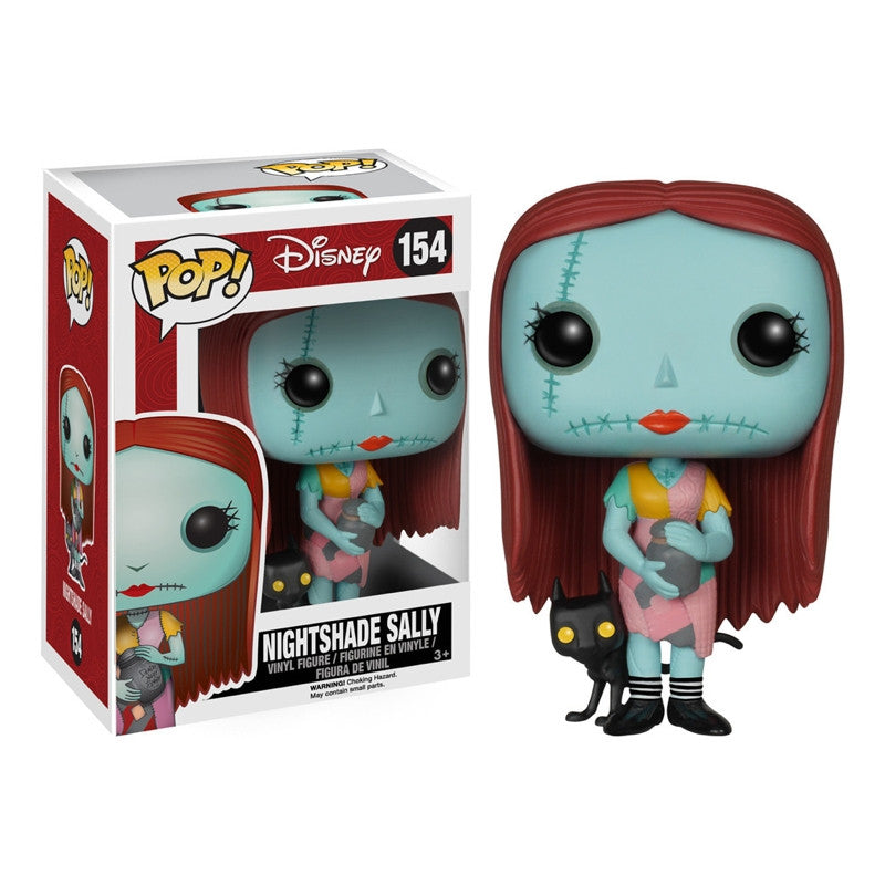 Nightshade Sally - The Nightmare Before Christmas - POP! Disney