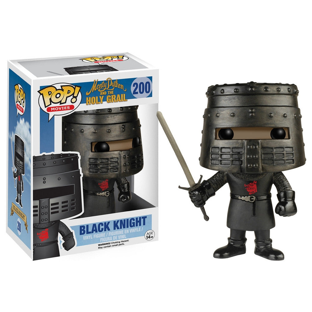 Black Knight - Monty Python and the Holy Grail - POP! Movies