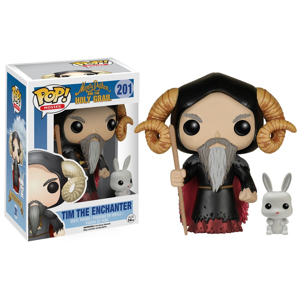 Tim the Enchanter - Monty Python and the Holy Grail - POP! Movies