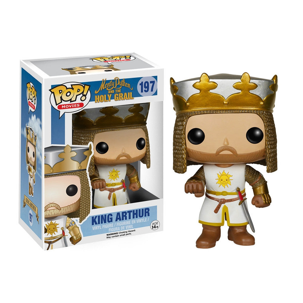 King Arthur - Monty Python and the Holy Grail - POP! Movies