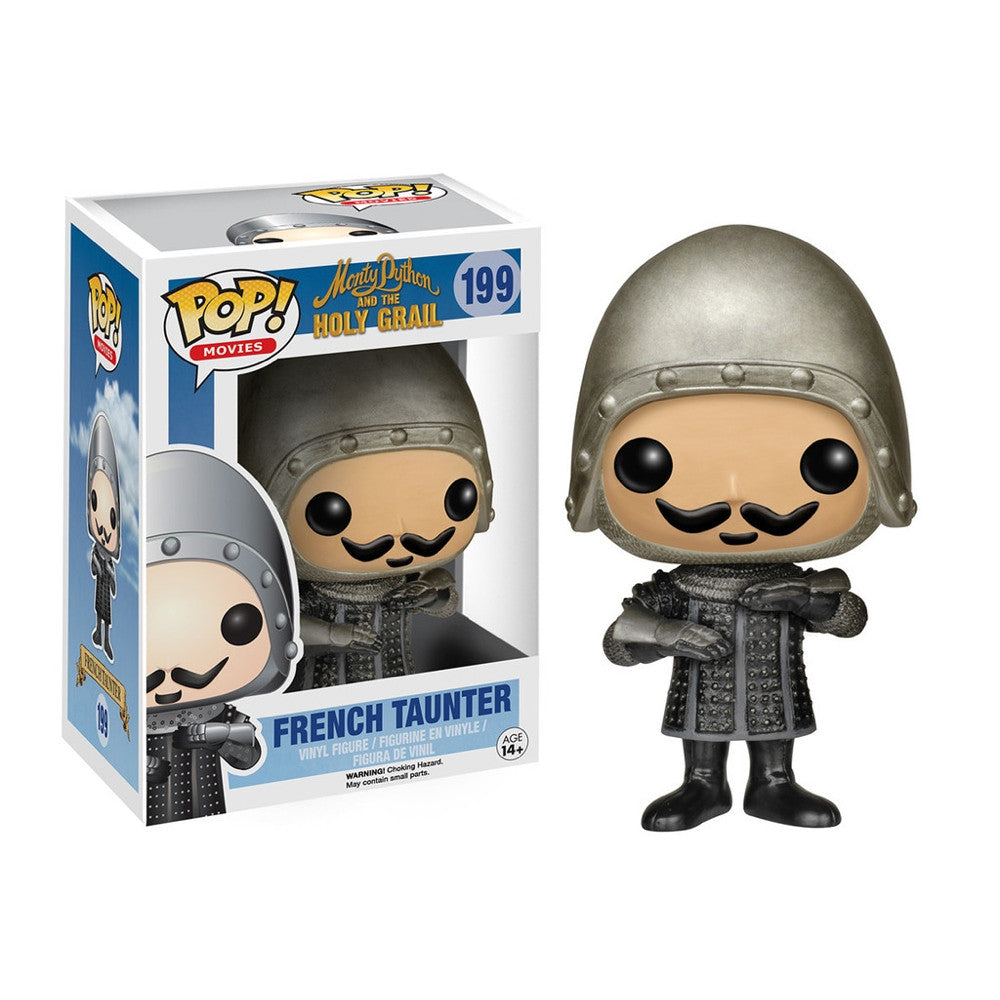 French Taunter - Monty Python and the Holy Grail - POP! Movies