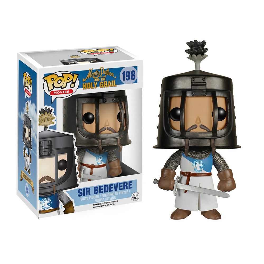 Sir Bedevere - Monty Python and the Holy Grail - POP! Movies