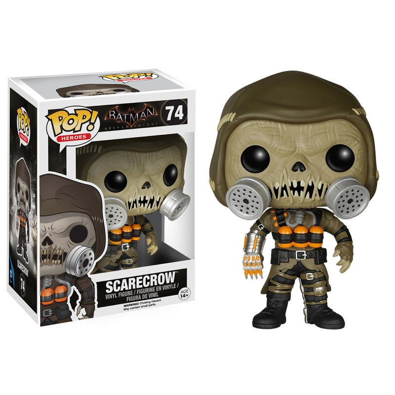 Scarecrow - Batman: Arkham Knight - POP! Heroes