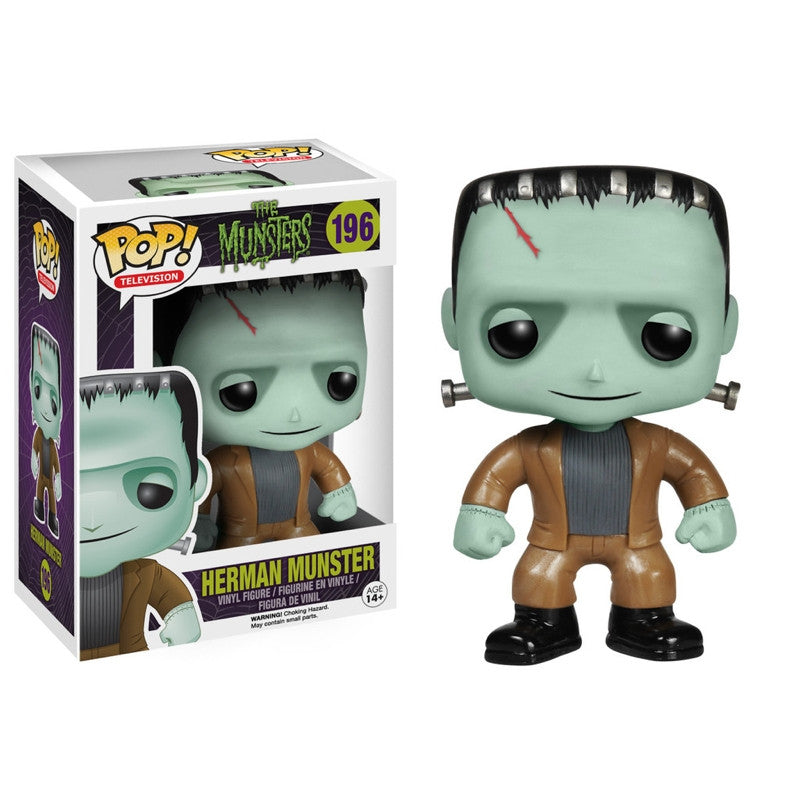 Herman Munster - The Munsters - POP! Television