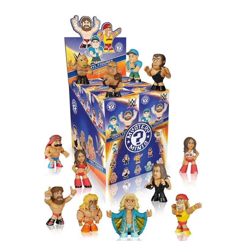 WWE Mystery Minis - Single Blind Box