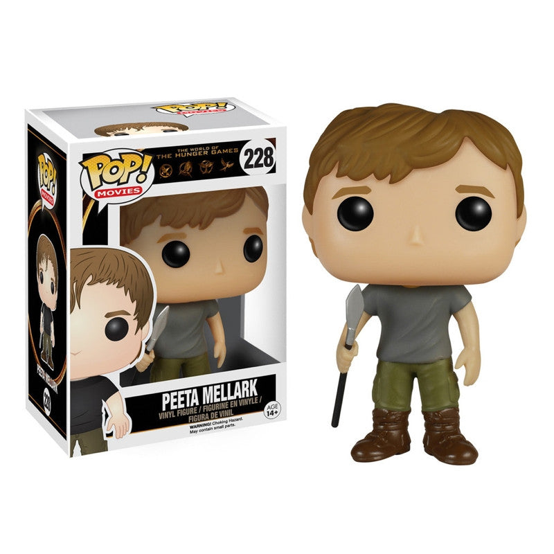 Peeta Mellark - The Hunger Games - POP! Movies