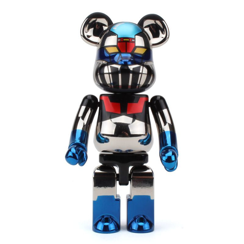 200% Super Alloyed Mazinger Z Be@rbrick