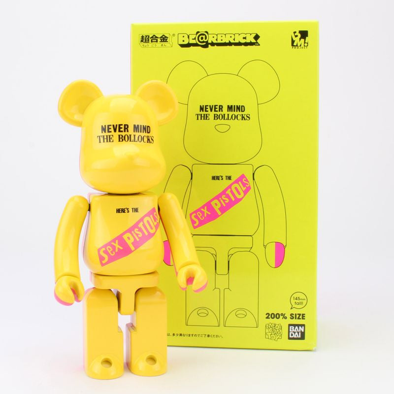 200% Super Alloyed Sex Pistols Be@rbrick