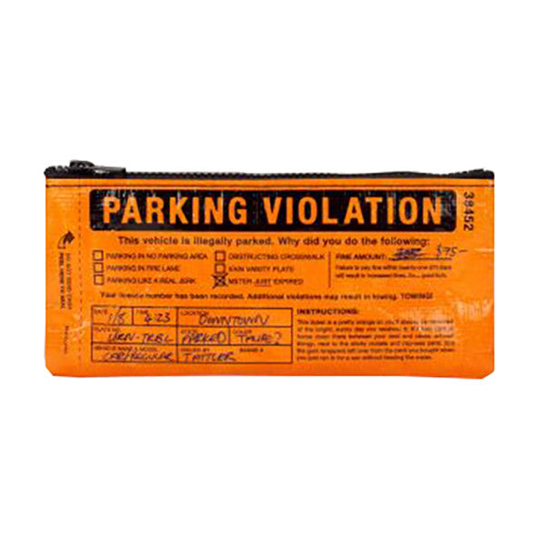 Parking Violation Pencil Case
