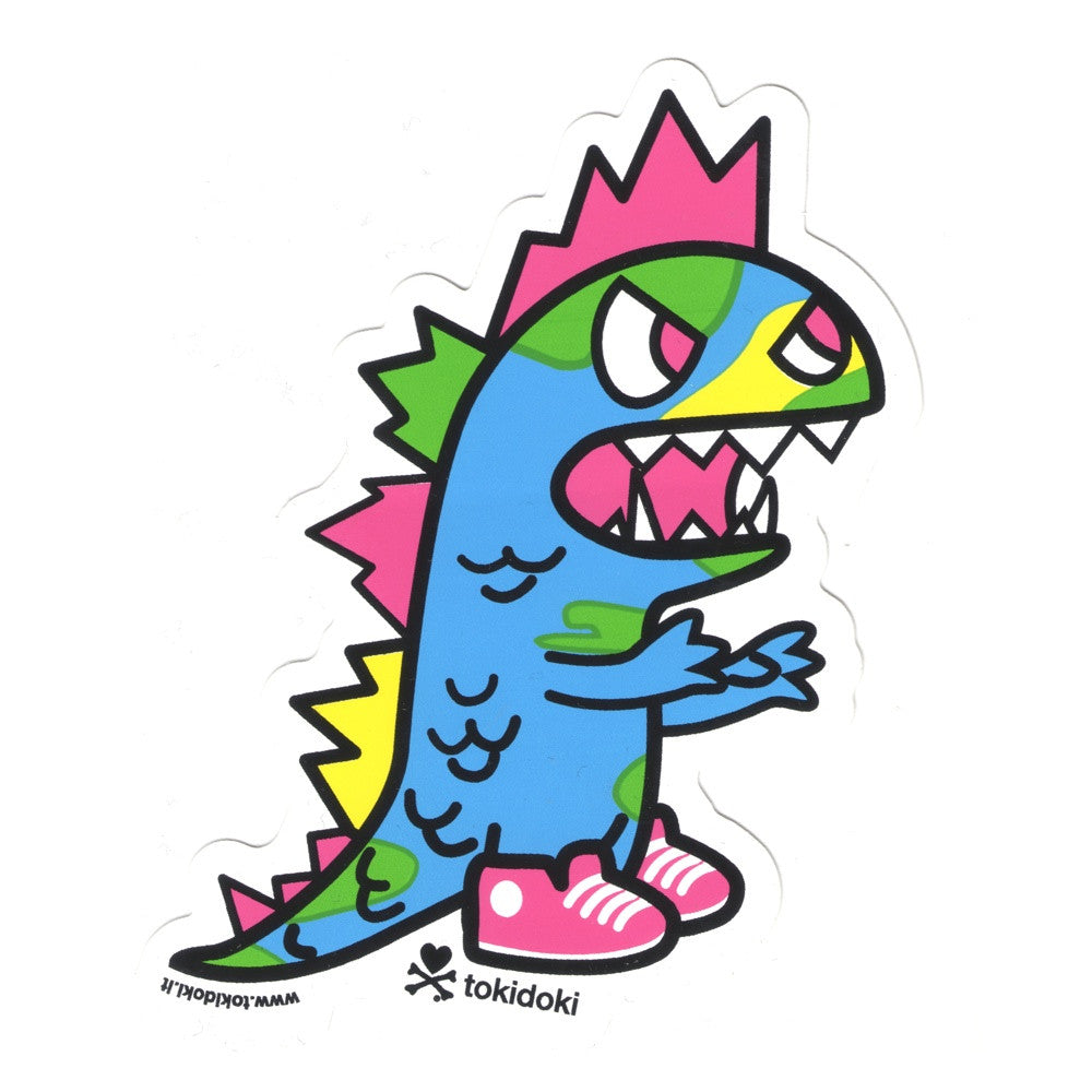 Kaiju Color - tokidoki Sticker