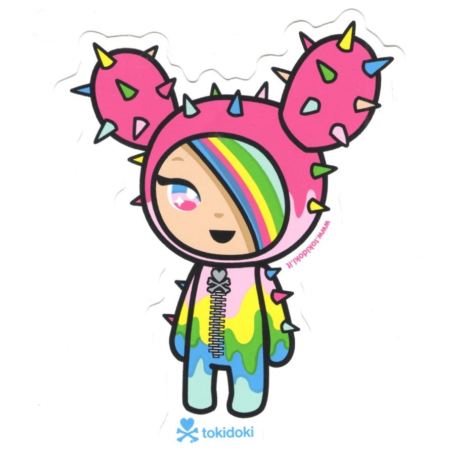 Sandy Color - tokidoki Sticker