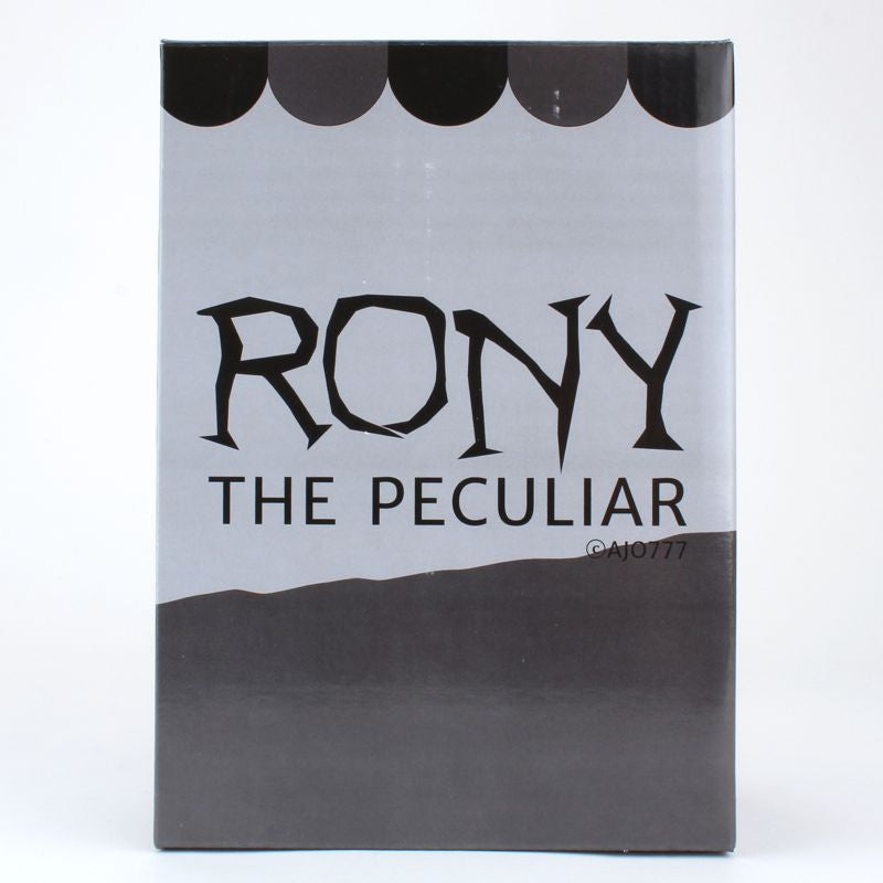 Rony the Peculiar by AJO777 - White Version