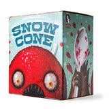 The Abominable Snow Cone by Jason Limon - Cherry