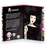 Tokidoki Girl Sticky Notebook