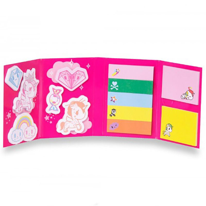 Stellina Unicorno Sticky Notebook