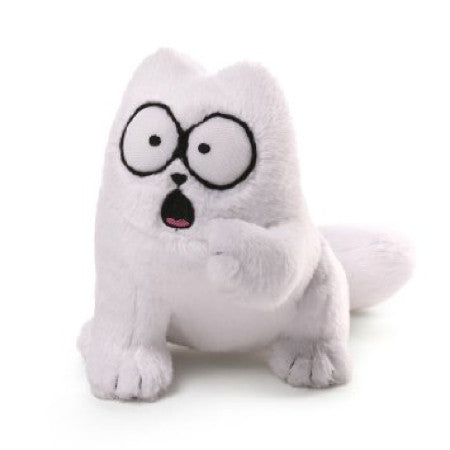 Simon's Cat Small Plush - 6 Inches