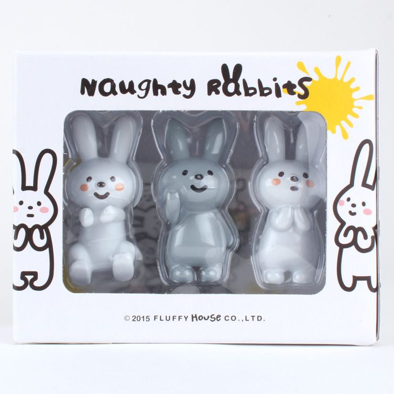Naughty Rabbits Set by Fluffy House