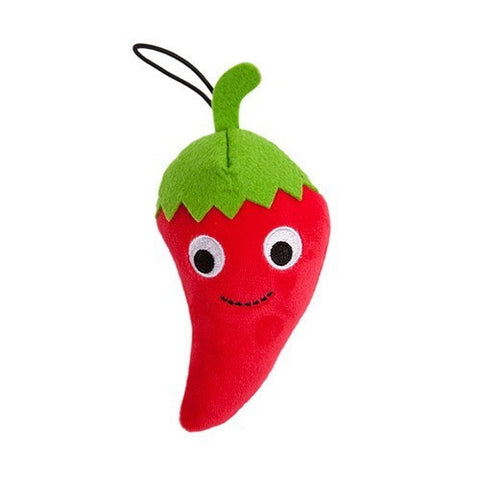Chili Pepper - 4-inch Yummy World Plush