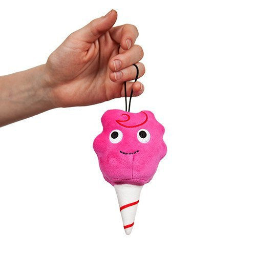 Cotton Candy - 4-inch Yummy World Plush