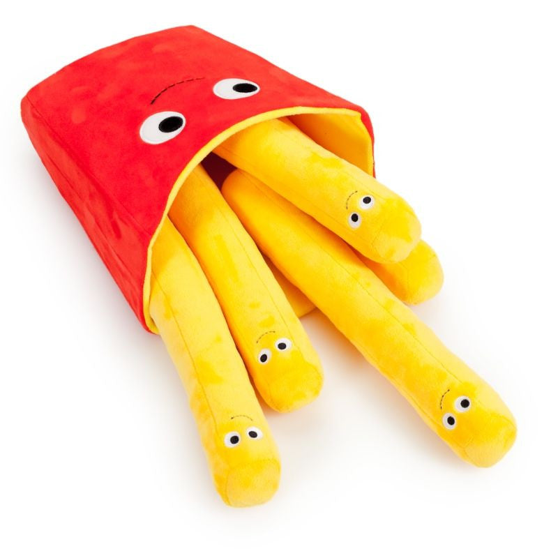 Fernando The Fries - 16 inch Yummy World Plush
