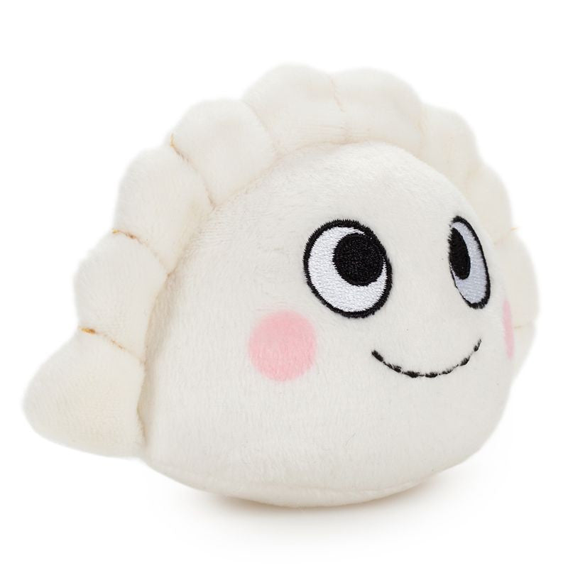 Dimples Dumpling - 4-inch Yummy World Plush