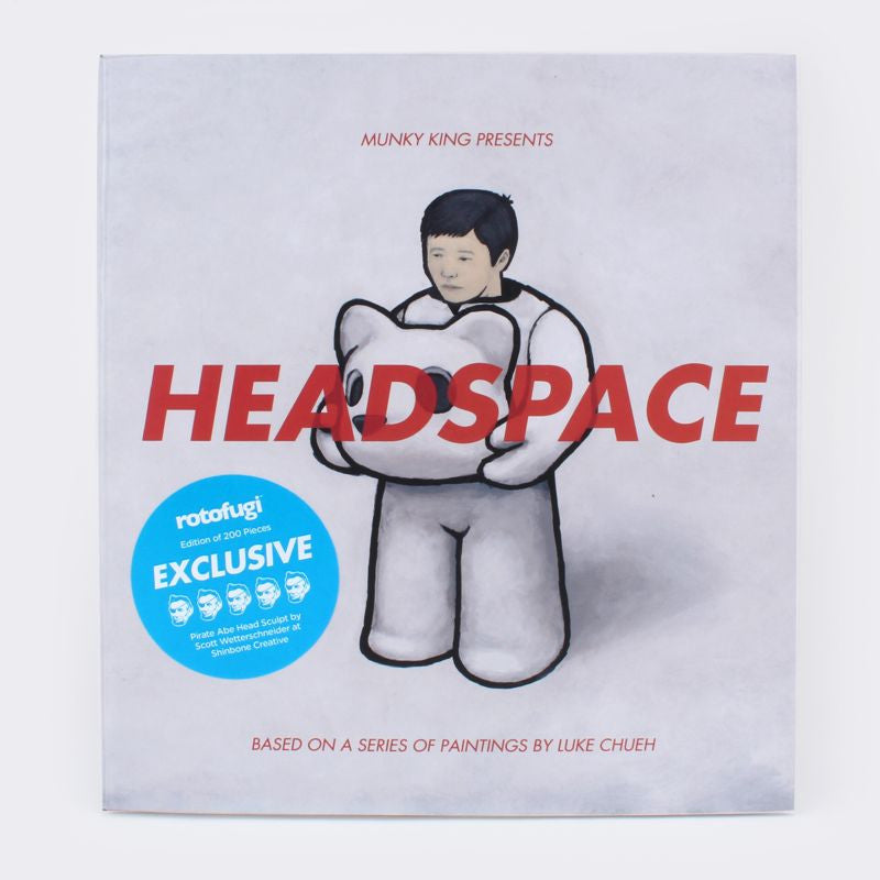 Headspace by Luke Chueh - Pirate Abe Rotofugi Exclusive