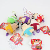 Sumo Wrestler Mini Plush - Random Assortment