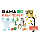 Gama-Go Instant Iron Ons