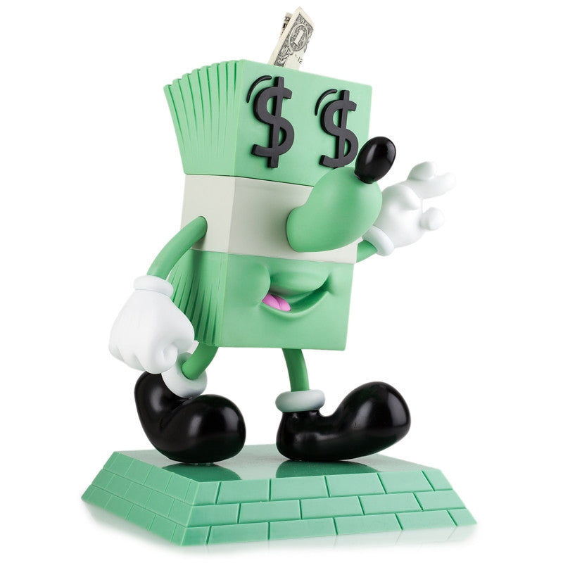 Lucky Dollar Money Box by Jeremyville