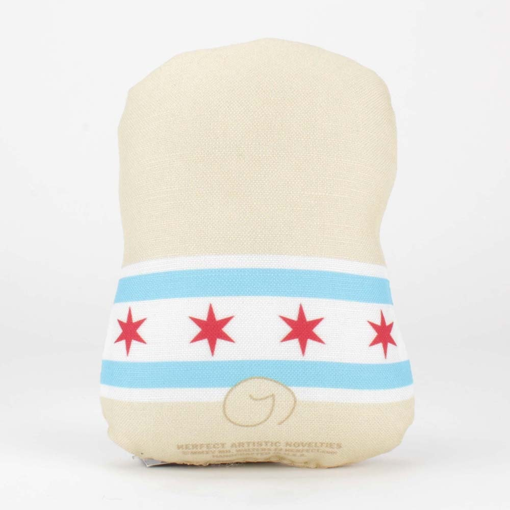 Tricky The Chicago Pug - Small Plush
