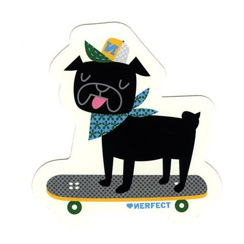 SK8 Buddy - Nerfect Sticker