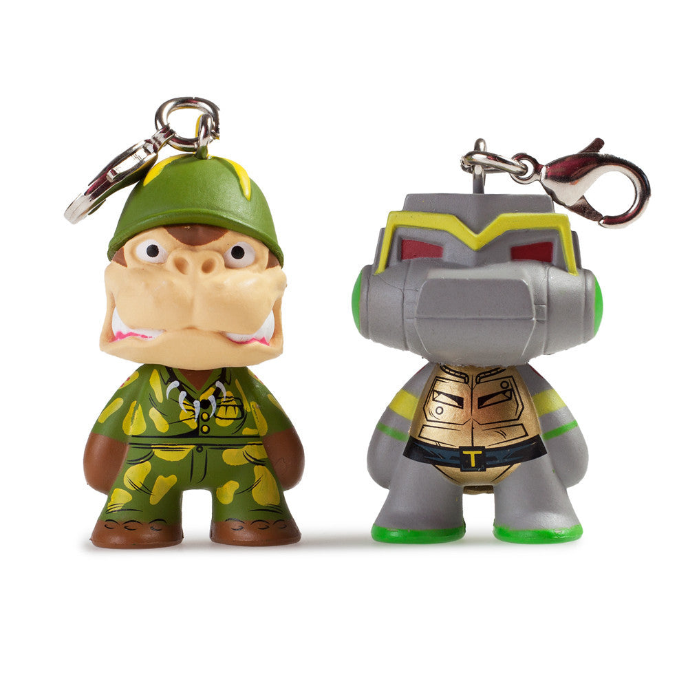TMNT Shell Shock Keychain Series