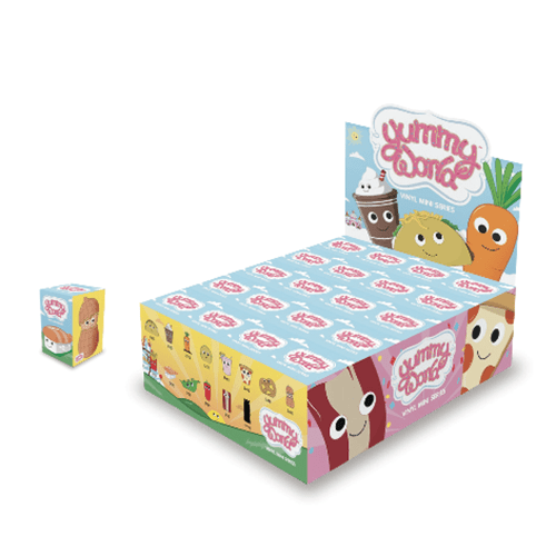 Yummy World Vinyl Mini Series - Single Blind Box