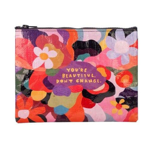 Your Beautiful - Zipper Pouch