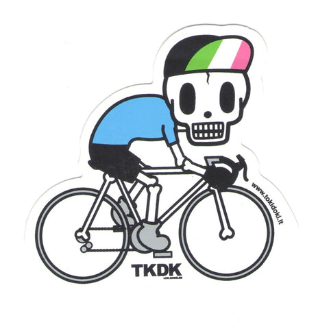 Skully Ride - tokidoki Sticker