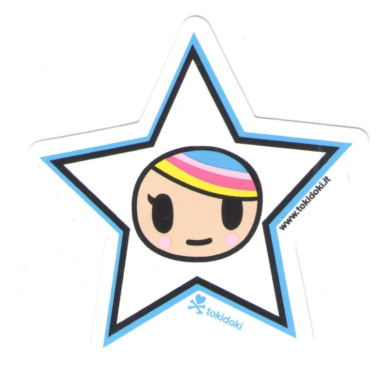 Nano Star - tokidoki Sticker